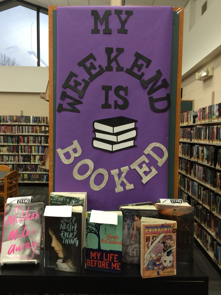 587 best images about Library Display Ideas on Pinterest