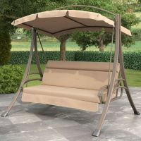 Best 20+ Outdoor Swing With Canopy ideas on Pinterest ...