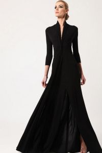 long black dresses - Google Search | LITTLE & LONG BLACK ...