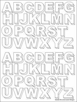 25+ best ideas about Drawing letters on Pinterest