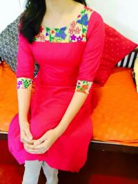 177 best images about kurti designs on Pinterest