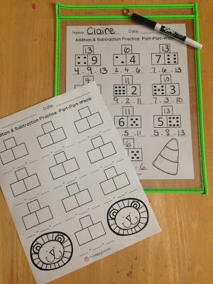 1000 ideas about Part Part Whole on Pinterest Math