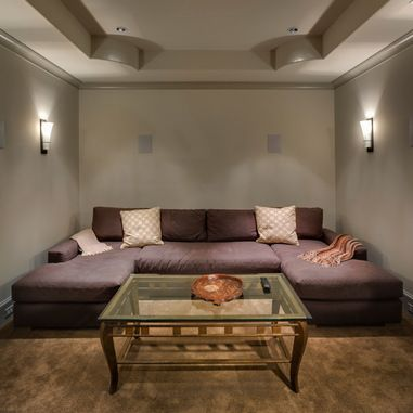25+ best ideas about Small home theaters on Pinterest