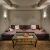 25+ best ideas about Small home theaters on Pinterest ...