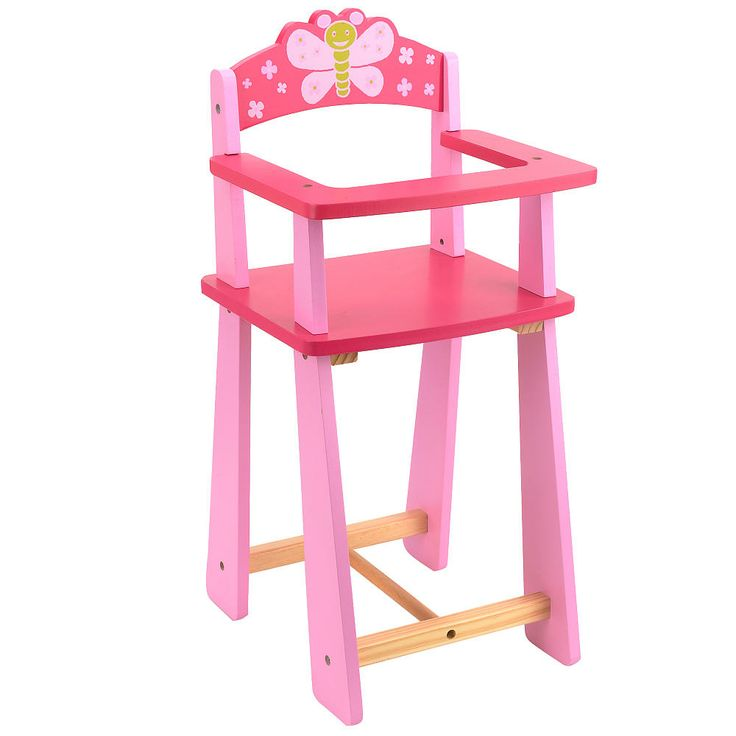 Baby Doll Cradle And Highchair WoodWorking Projects Amp Plans