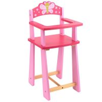 Baby Doll Cradle And Highchair - WoodWorking Projects & Plans