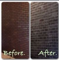 25+ best ideas about Faux brick panels on Pinterest | Faux ...