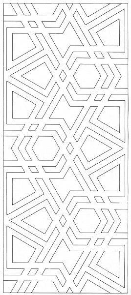 25+ best ideas about Geometric pattern design on Pinterest