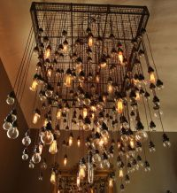 25+ best ideas about Industrial chandelier on Pinterest ...
