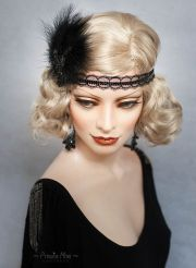 ideas flapper headband