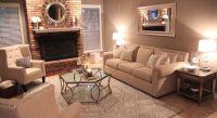 Living room decor Benjamin Moore shenandoah taupe | Living ...