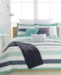 Lacoste Home Bailleul Comforter and Duvet Cover Sets