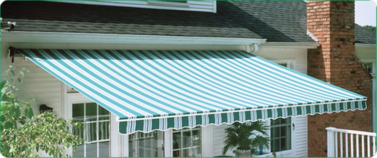 Awning Under Overhang Window Awning Retractable Awnings