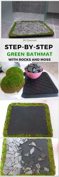 Best 20+ Moss Bath Mats ideas on Pinterest   Bath mat ...