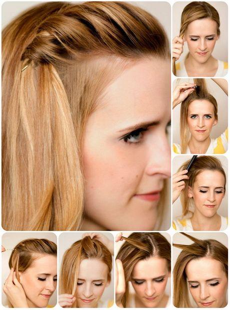 Les 25 Meilleures Idées De La Catégorie Einfache Frisuren Lange