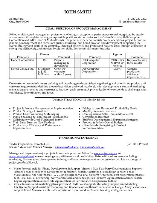product manager resume rodrigo padilla resume marketing brand