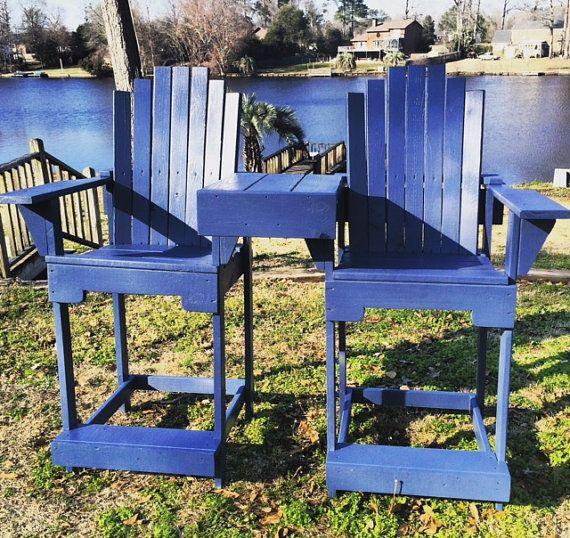 Tall Adirondack Beach Chair Plans  bird feeder building pat