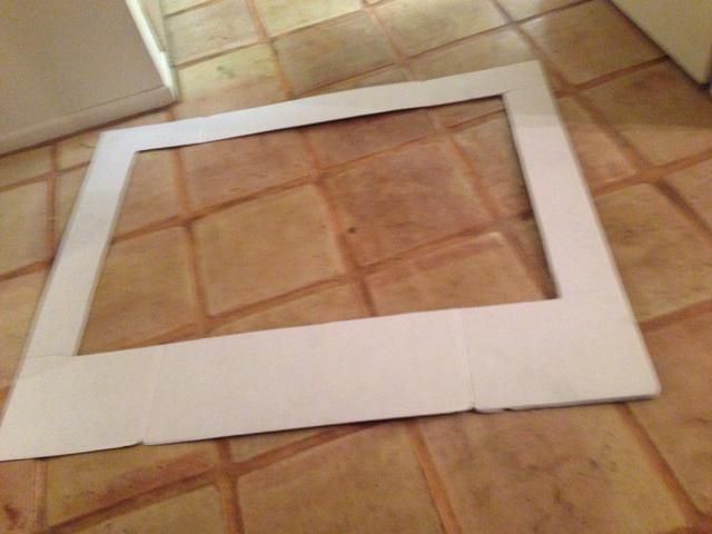How to Make a Holiday Photo Booth Frame  Recipe