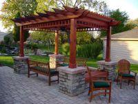 229 best images about Pergola + backyard ideas on Pinterest