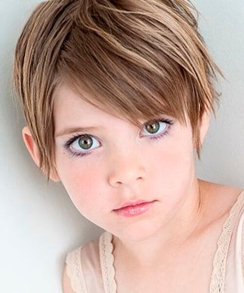 25 Best Ideas About Little Girl Short Haircuts On Pinterest