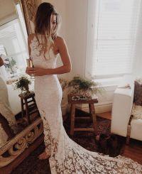 17 Best ideas about Boho Wedding Dress on Pinterest ...
