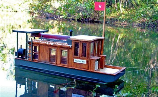 Wood House Boat Plans Google Search Build A Boat