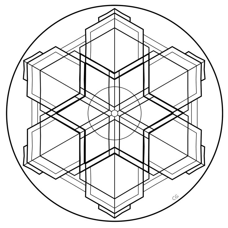Block Geometry Dash Coloring Pages Sketch Coloring Page