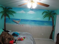 1000+ images about Tropical murals on Pinterest | Beach ...