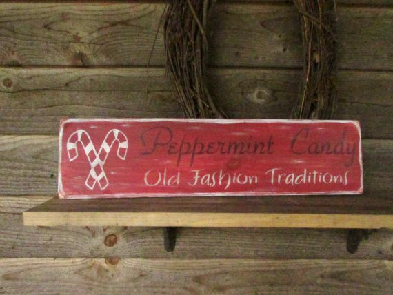 Rustic Merry Christmas Signs Christmas Sign, Primitive Christmas Decor, Country