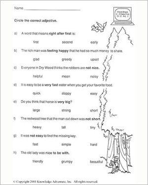 97 best images about Worksheets for different lessons