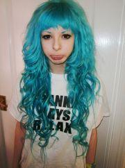 bright hair color ideas beautiful
