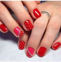 Nail Art #1120 - Best Nail Art Designs Gallery | Bright ...