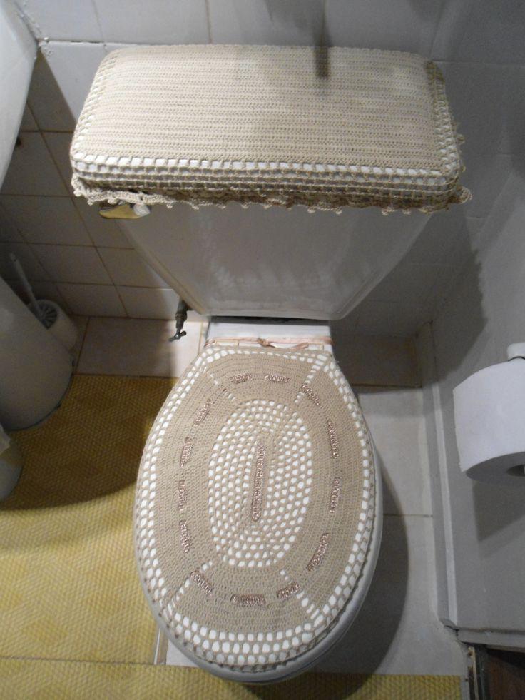 Yellow Toilet Accessories
