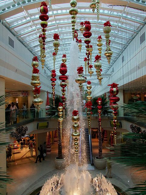 17 Best Images About Christmas Mall Decor On Pinterest
