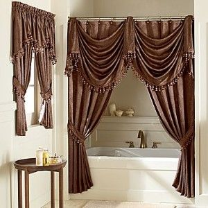 The 25 Best Ideas About Elegant Shower Curtains On Pinterest
