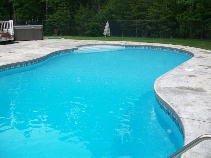picture of chesapeake gemstone pool liners  Google Search