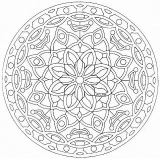 347 best images about Mandala, coloring on Pinterest