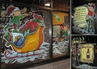 1000+ images about Window painting on Pinterest   Shopping ...