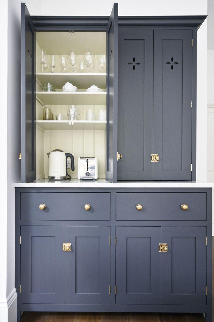 ikea shaker kitchen cabinets little girls play 25+ best ideas about larder cupboard on pinterest | pantry ...