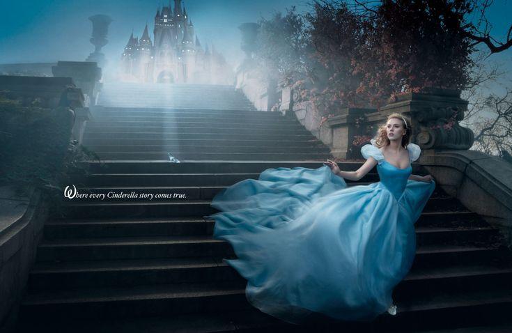 Cinderella © Annie Leibovitz