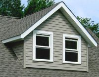 gable dormer these dormers are on gabled roofs with two ...