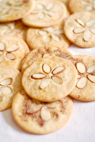 Sand Dollar Cookies. My dad owns the Sand Dollar restaurant.. cute reopening des