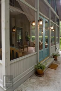 25+ best ideas about Enclosed front porches on Pinterest ...