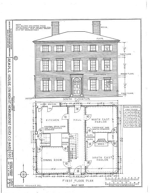 17 Best images about 1800's-1940's House plans on