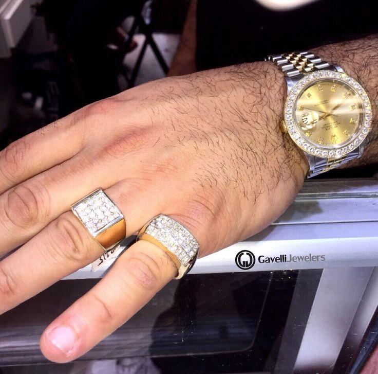 25+ best ideas about Men's Diamond Rings on Pinterest