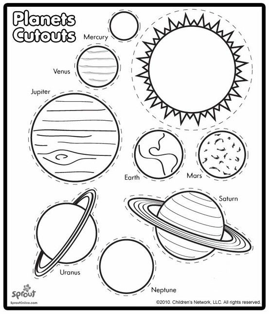 17 Best images about Solar System Lesson on Pinterest