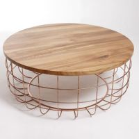 1000+ ideas about Copper Coffee Table on Pinterest ...