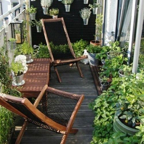 glass balkon mit holz belag idee dekoideen welchen balkon, Gartengerate ideen