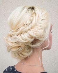 Best 25+ Fishtail wedding hair ideas on Pinterest ...