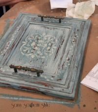 17+ best ideas about Old Cabinet Doors on Pinterest ...